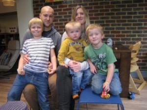 Giles&family