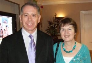 Stuart and Liz