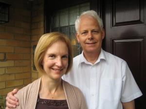 Stuart and Jennifer